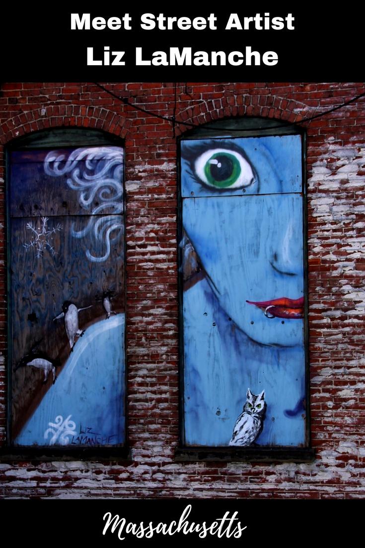 Street Artist Spotlight - Liz LaManche