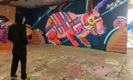 Kosmik One: Inside Look at a True Artist