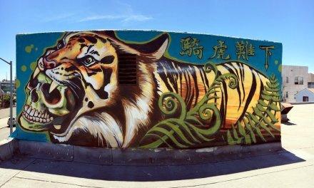 Dragon School: How Artists are Re-Imaging Neighborhoods