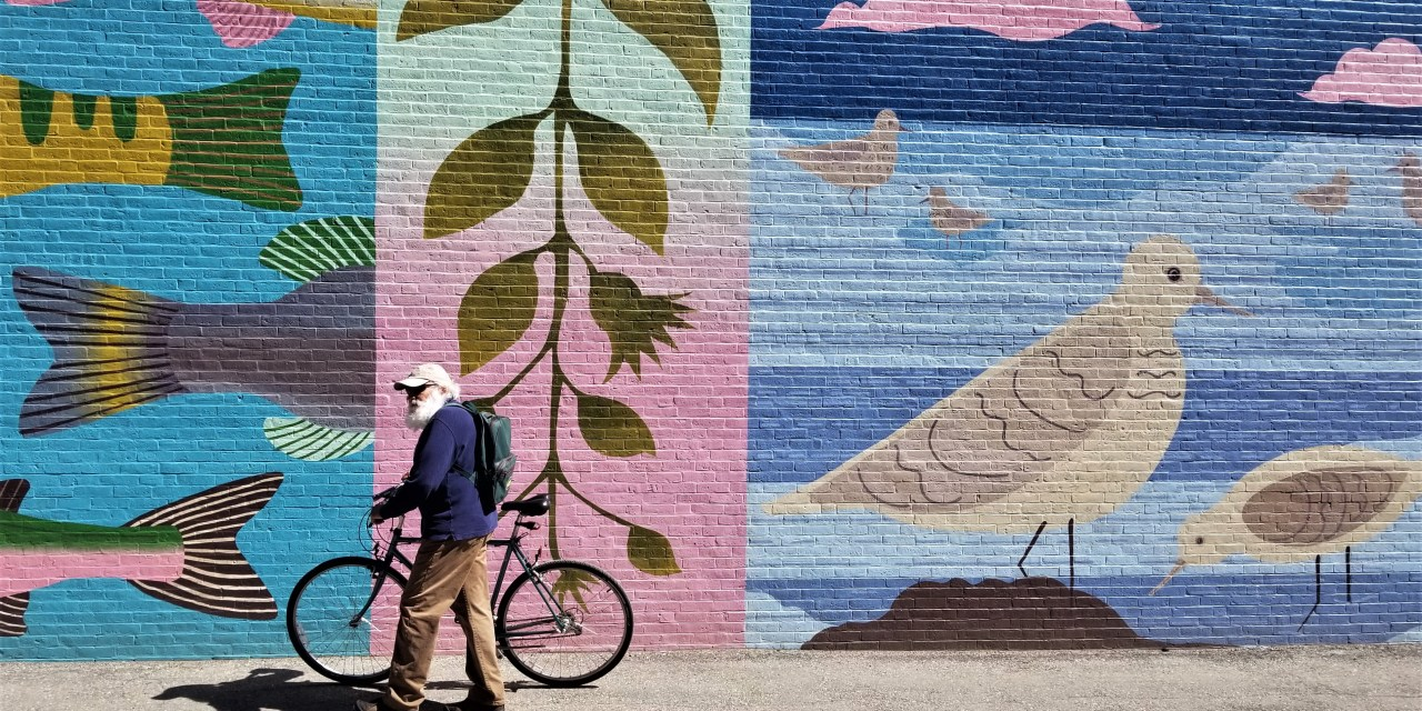 Where to Find Street Art in Rockland, Maine