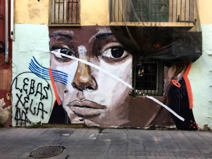 unbekannter Künstler und Frauenportrait