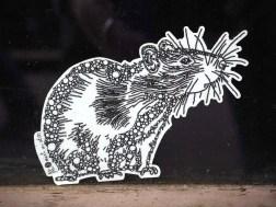 eine Ratte von Atomist