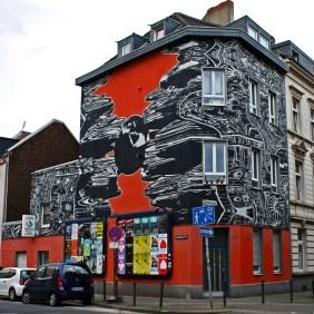 Mural von M-City