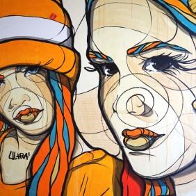 Zwei Mädchen von El Bocho