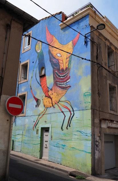 Mural von Bault