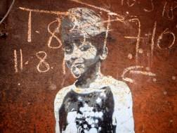 Detail von Tona Stencil