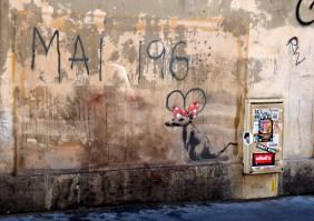 Maus von Banksy