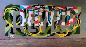 Graffiti von Rever
