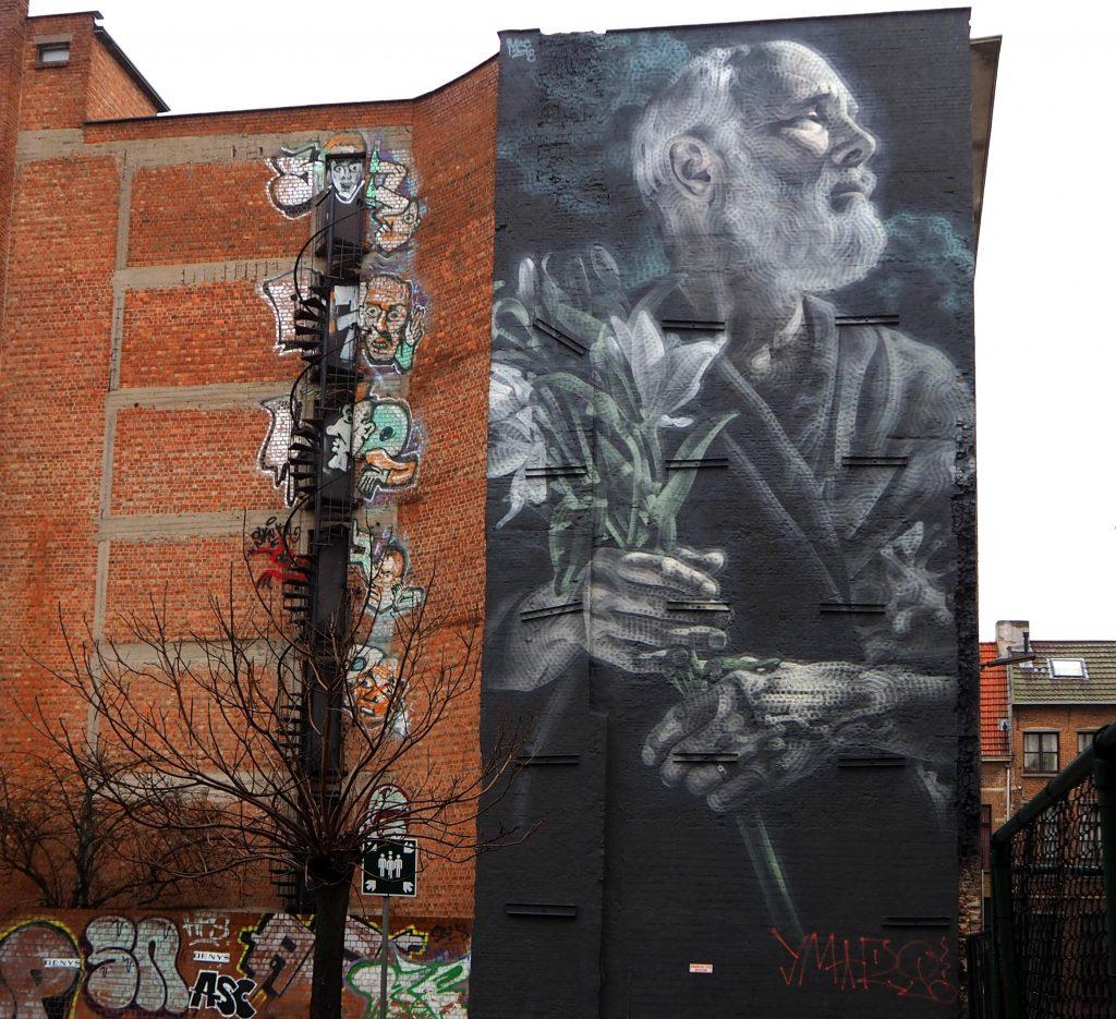 Baroque Murals, 2018