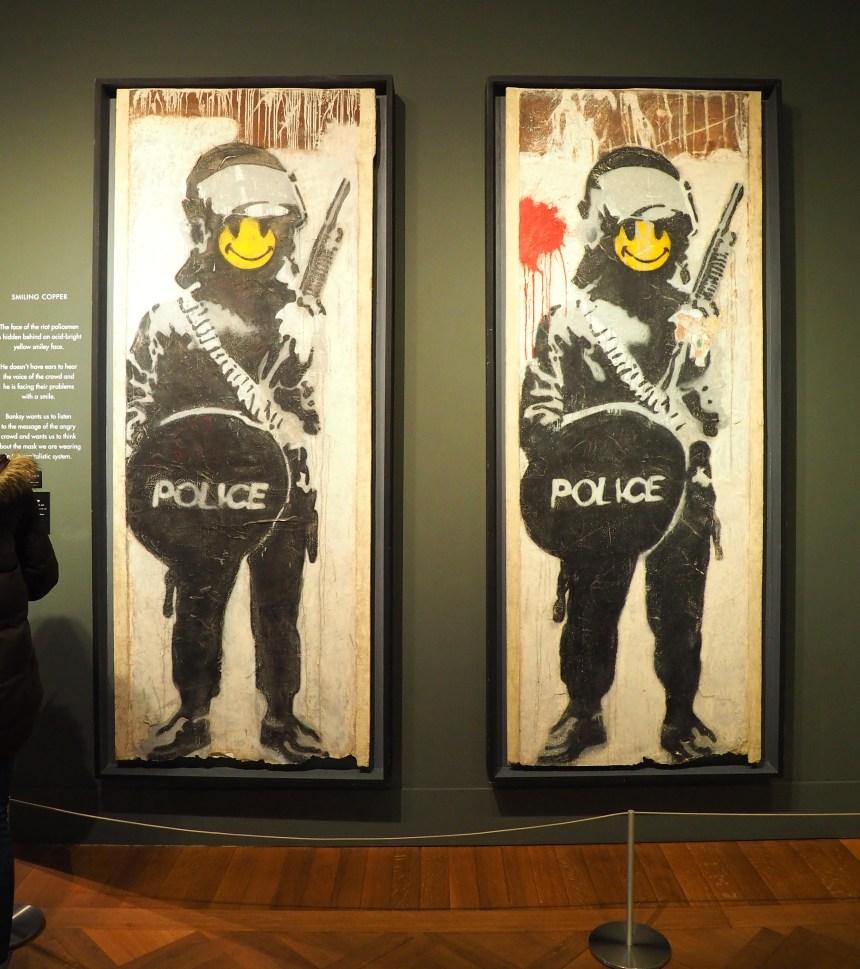 zwei mal Polizei