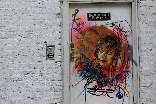 C215 Street Art Brick Lane 1 C215 hits Brick Lane