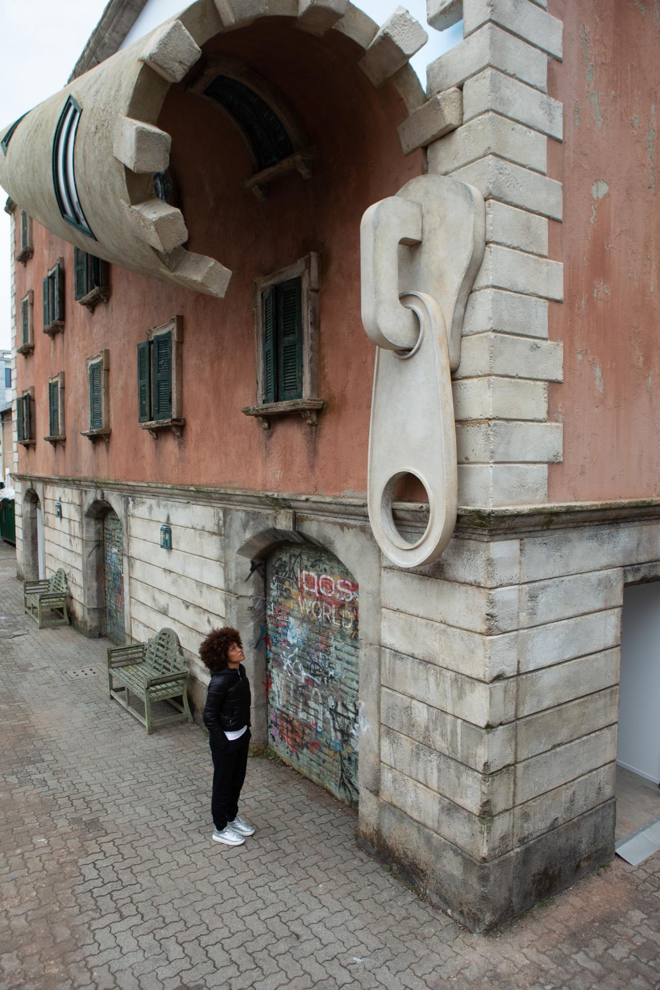 Alex Chinneck At Milan Design Week 2019 Streetartnews