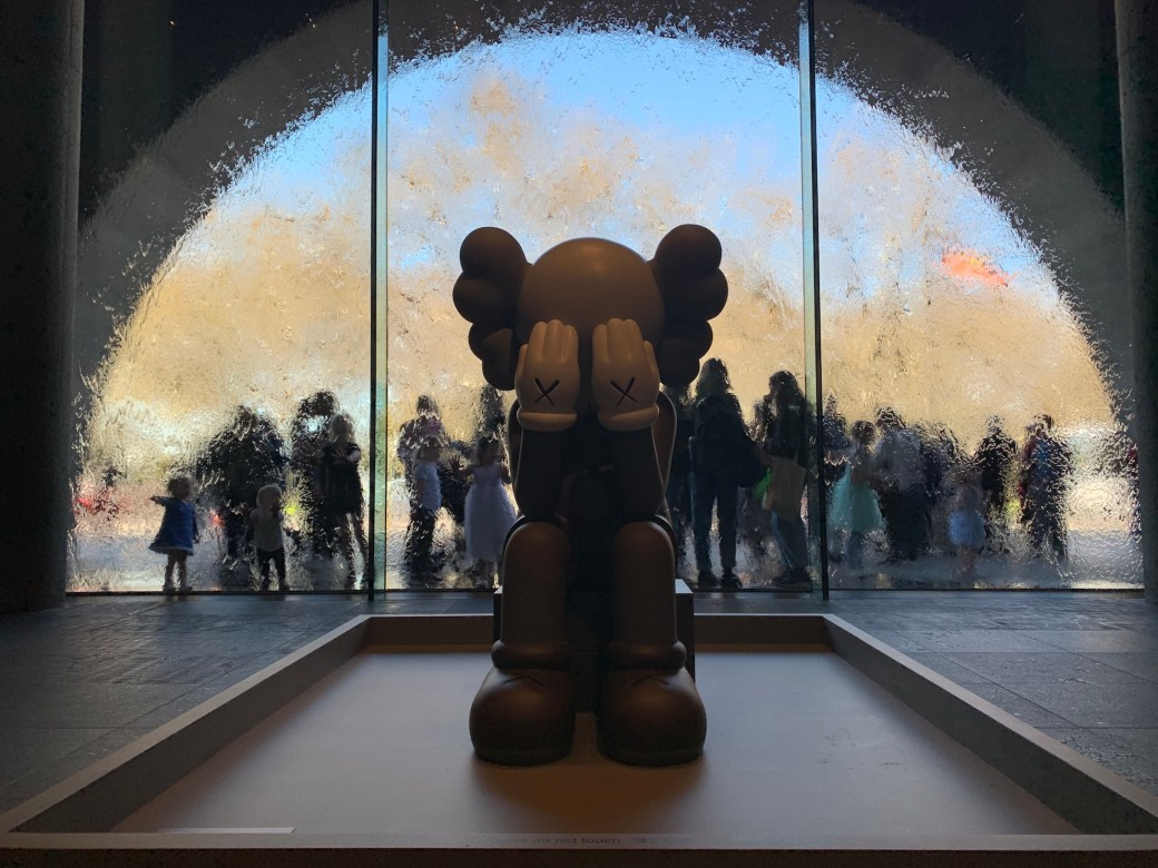 Coverage: Kaws Museum Exhibition At NGV Melbourne 2
