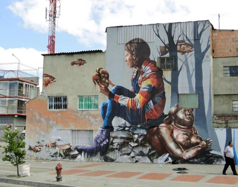 The Artifact, Bogota, Colombia