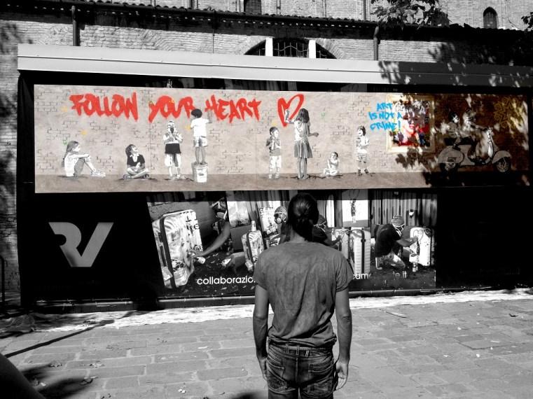 2013 Venice (Italy) - Biennale di Venezia BACK 2 BACK