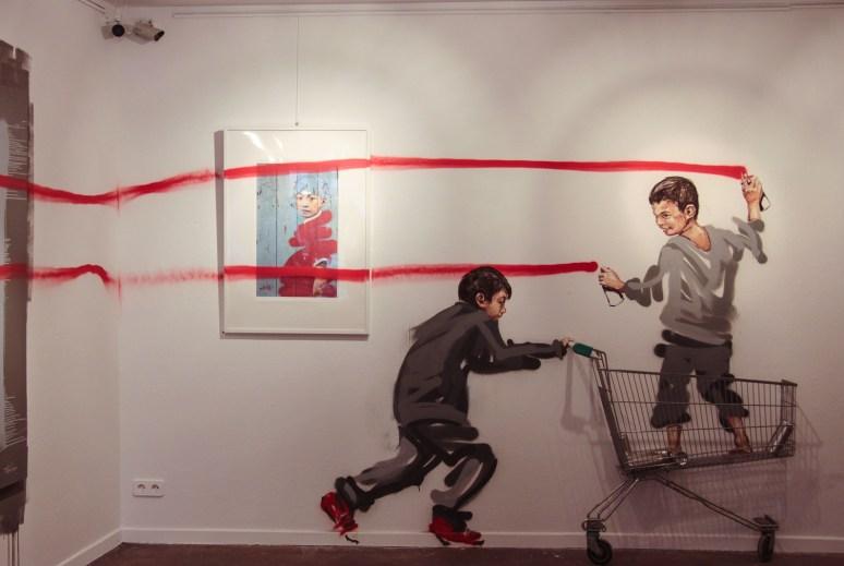 Montana Gallery, Barcelona
