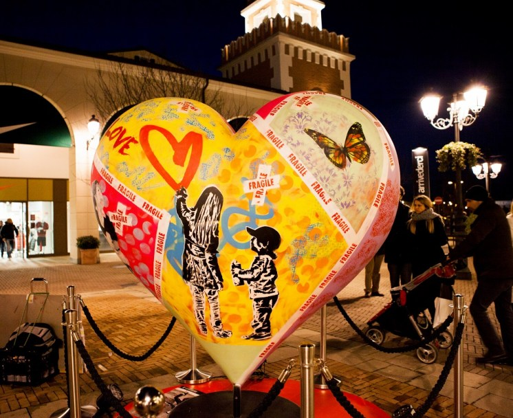 (pag10)   ITALY 2014 - Giant Heart