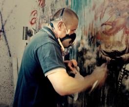 Dale in the Studio