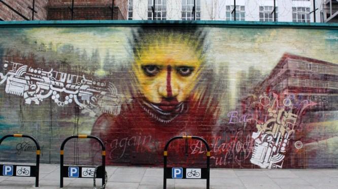'Culture club' Hoxton London