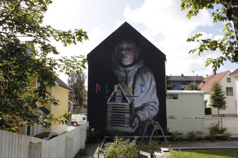 Axel Void in Stavanger, Norway