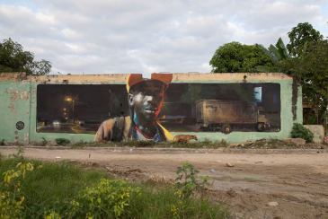 """Master of Puppets"" by Sebas Velasco in San Pedro de Macorís, DR"