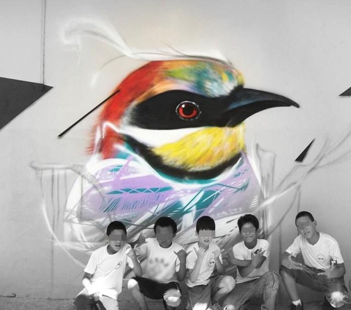 Street Art by L7m 10