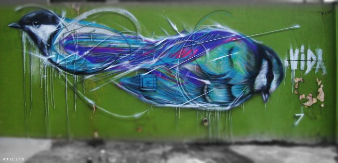 Street Art by L7m 17