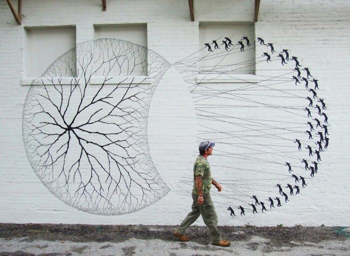 Street Art by Pablo S. Herrero and David de la Mano 3