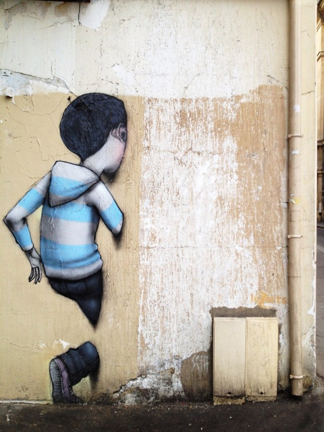 Street Art by Seth in Paris, France 645757