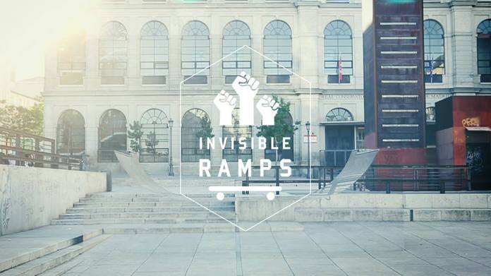 The Invisible Ramps - Take your city back 2