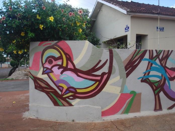 Street Art by SAO in São Paulo, Brazil 11