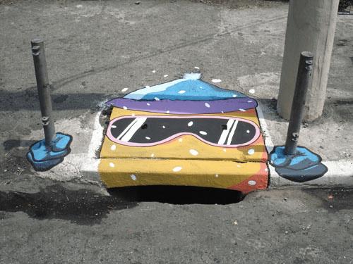Street Art by SAO in São Paulo, Brazil17