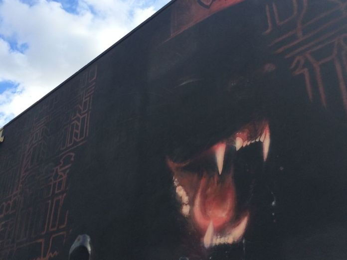 Street Art in Brooklyn, New York, USA 3894smal
