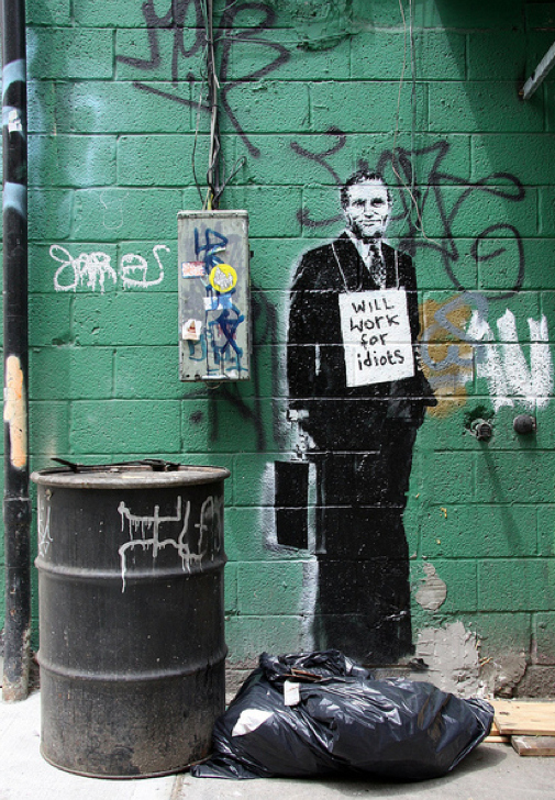Street Art Collection - Banksy 47