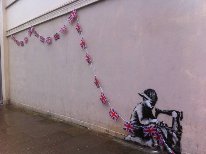 Street Art Collection - Banksy 53