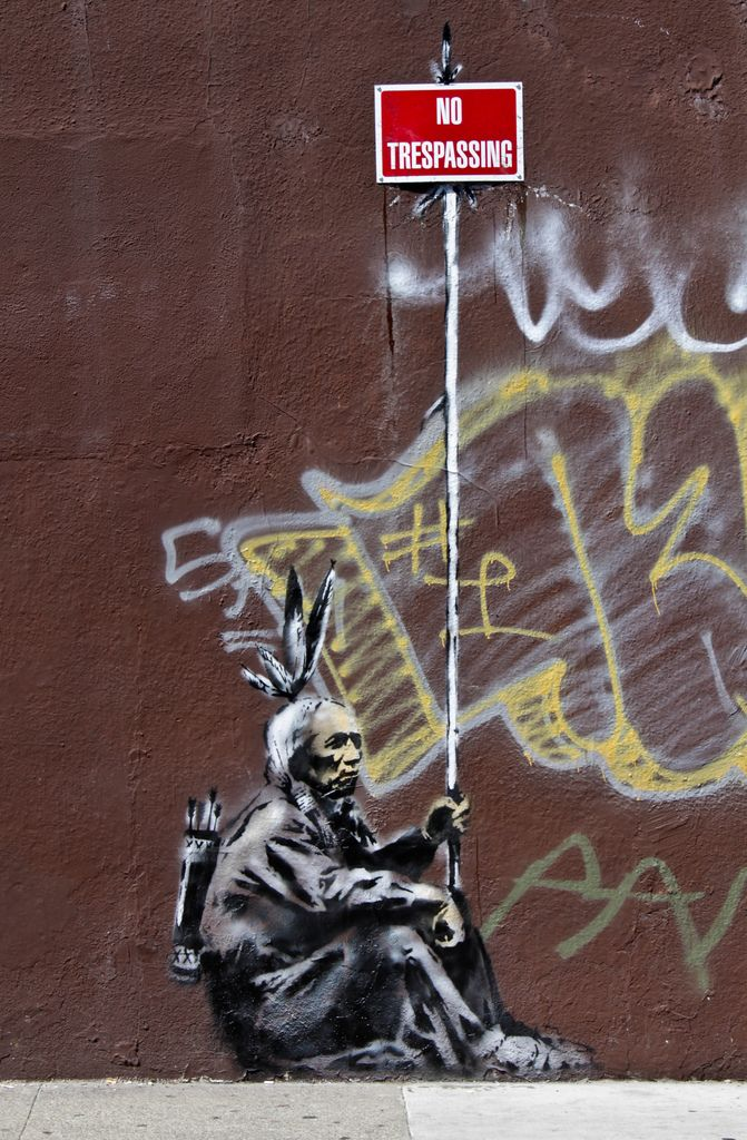 Street Art Collection - Banksy 8