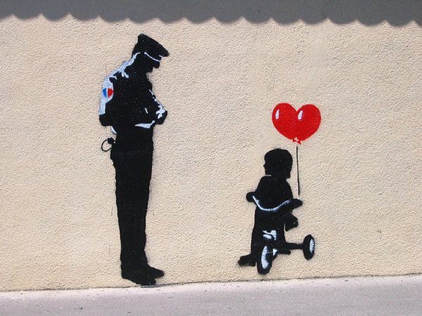 Street Art Collection - Banksy 89