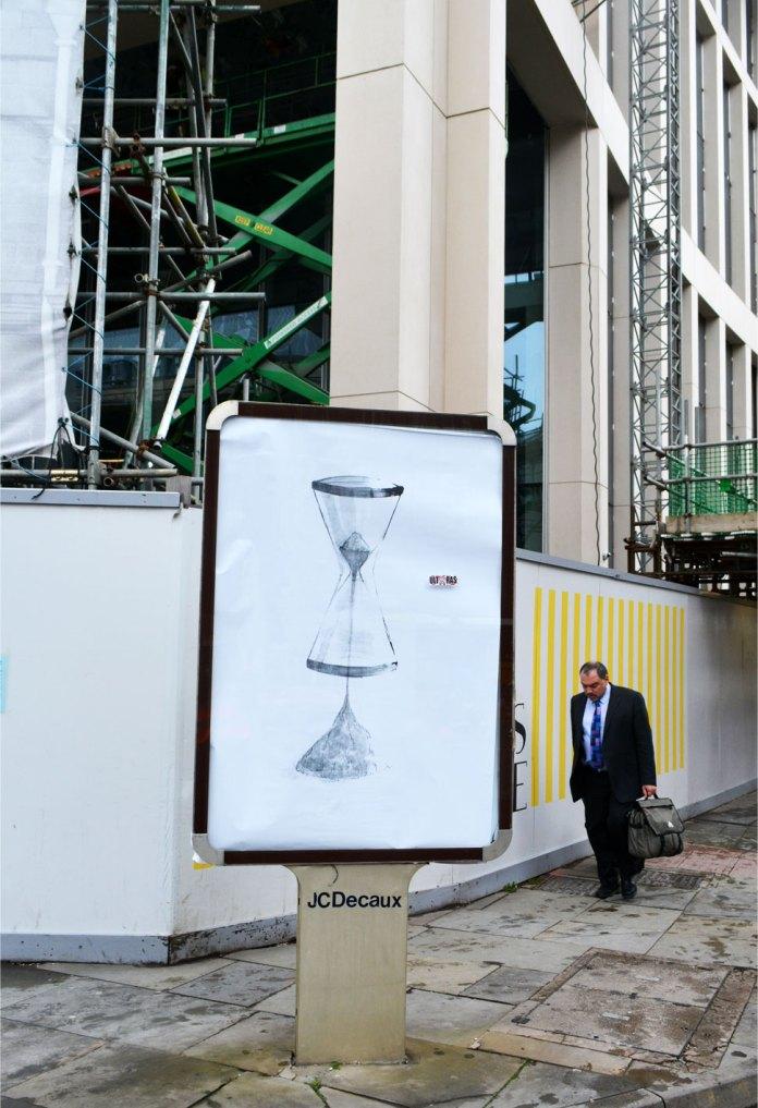 Brandalism - In Manchester. By Escif