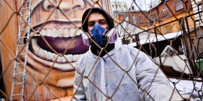 Street Art by Nikita Nomerz - A Collection 23