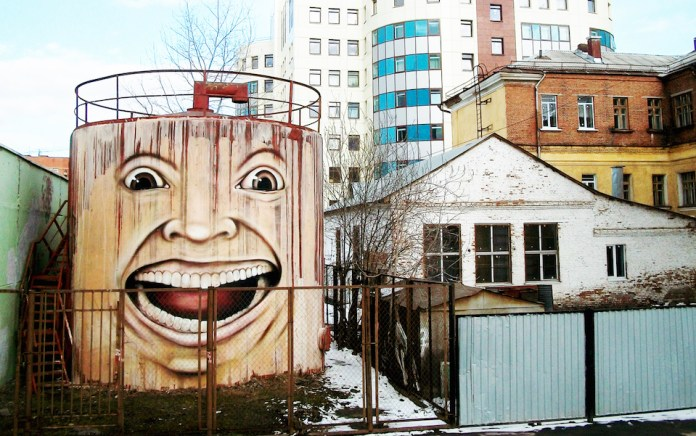 Street Art by Nikita Nomerz - A Collection 9