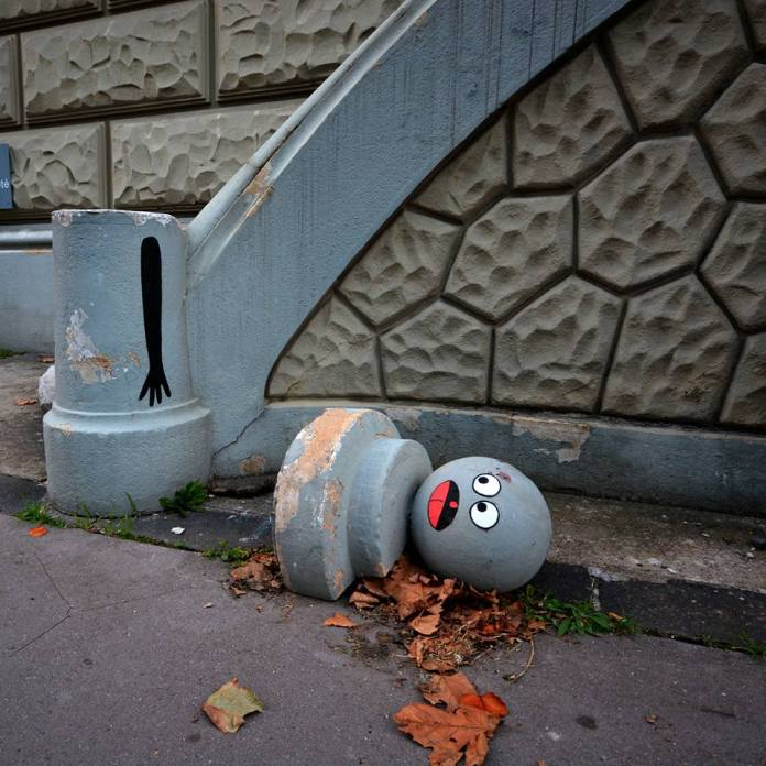 Street Art by Oakoak 2015 4534757