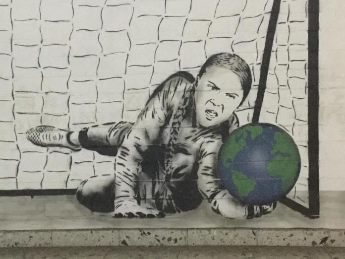 """Save the world"" – JPS take on Greta Thunberg and climate change."