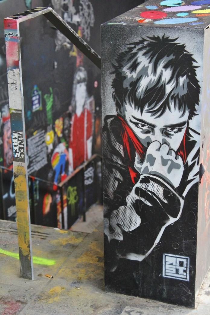 Street-Art-by-Street-Artist-RNST-in-Paris-France