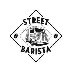 Streetbarista logo zw