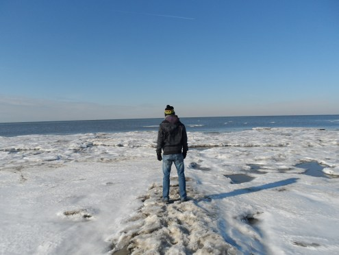 Frosty Ocean