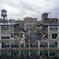 """The Ruins Of Detroit"" by Romain Meffre & Yves Marchand / Exhibition @ Wilmotte Gallery (Portfolio)"