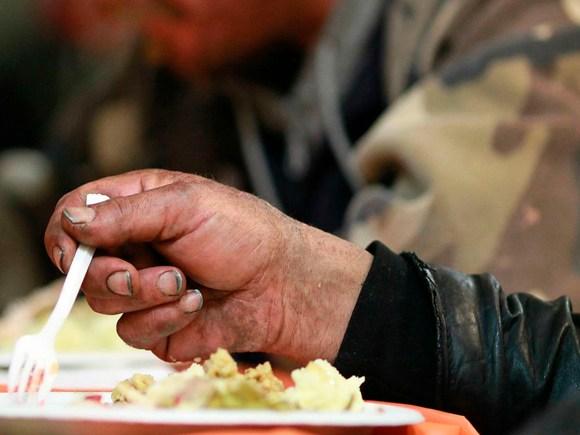 Food-homeless
