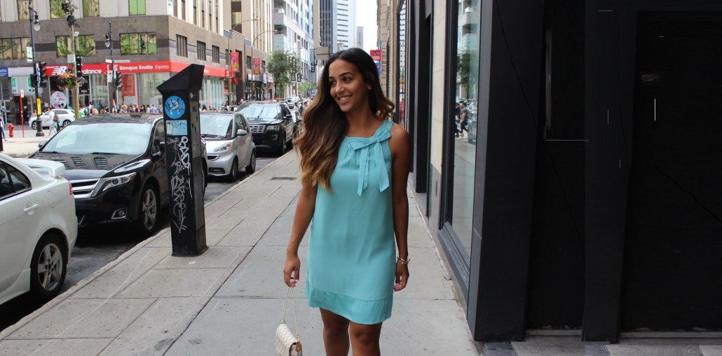 Ste-Catherine Street Style in Montreal, Quebec