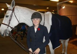 Equestrian Fashion at Royal Horse Show in Horse Palace