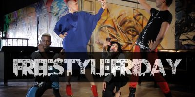 The Most Fabulous Freestyle Voguing/Waacking Dance Battle of All-Time! | #FreestyleFriday Ep. 4